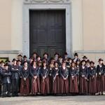 Inaugurazione nuove divise - foto di gruppo